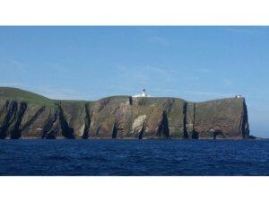 Kirkwall (Orkneys) - Lerwick (Shetland)