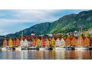 Farsund (Norwegen) - Bergen (Norwegen) ca. 160 sm