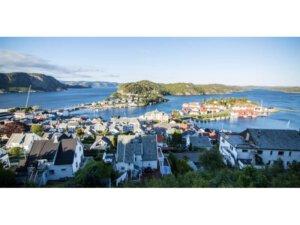 Sylt - Farsund (Norwegen) ca. 220 sm
